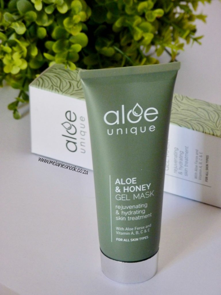Aloe Unique Gel Mask