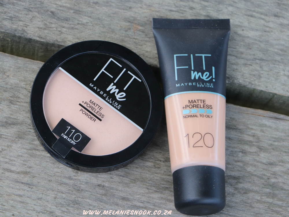 Maybelline Matte & Poreless Review