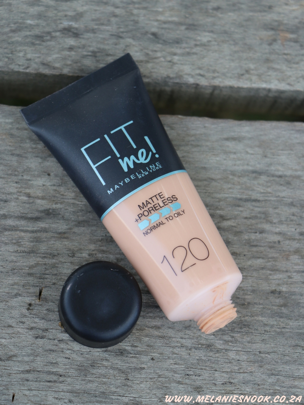 Maybelline Fit Me Foundation 1