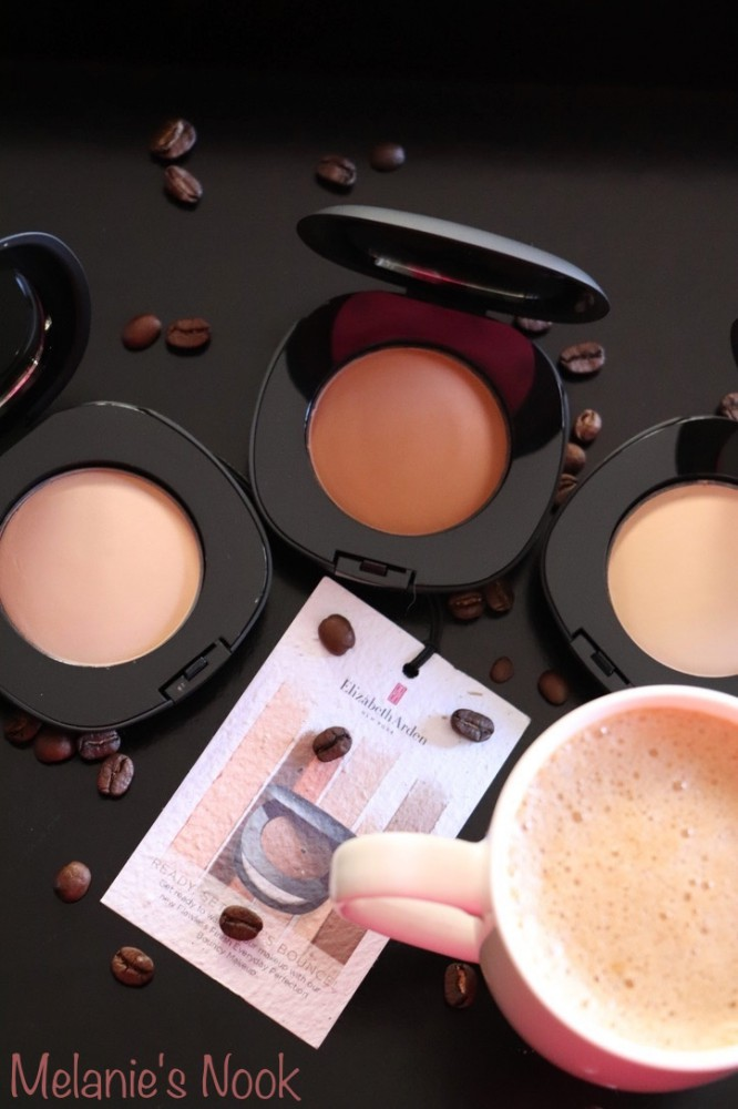 Elizabeth Arden Bouncy Makeup Colors