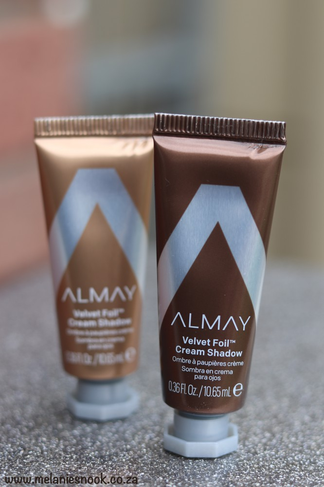 Almay Velvet Cream Shadow