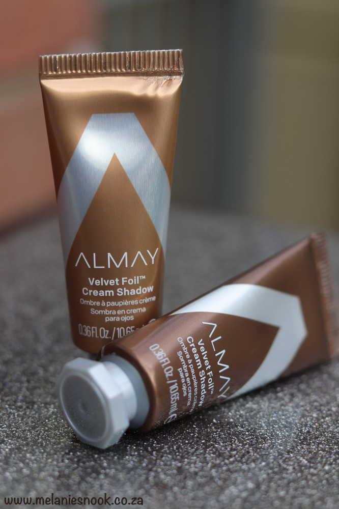 Almay Velvet Foil Cream Shadows