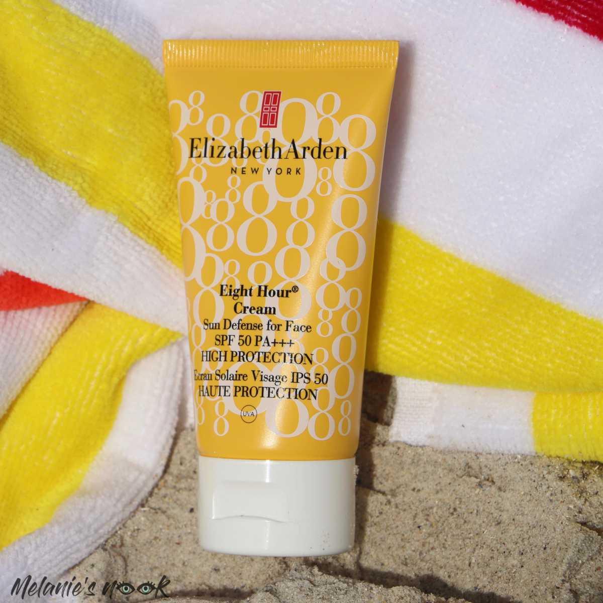 Elizabeth Arden 8 hour cream sun defence