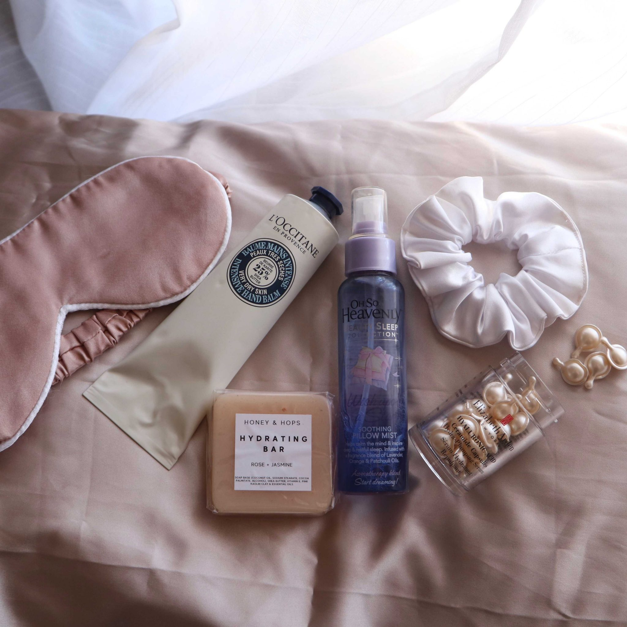 Valentine's Day Gifts for Her - silk